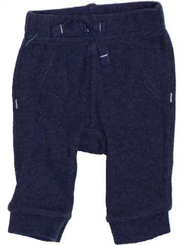 Pantalon garçon GEORGE bleu naissance été #1395112_1