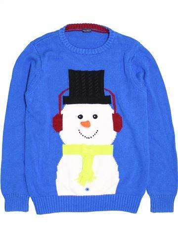 jersey niño NEXT azul 12 años invierno #1395210_1