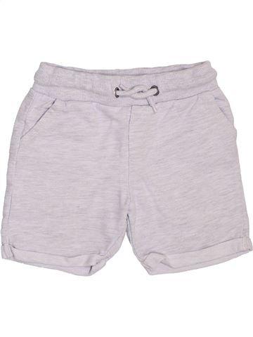 Short-Bermudas niño TAPE À L'OEIL blanco 3 años verano #1395558_1