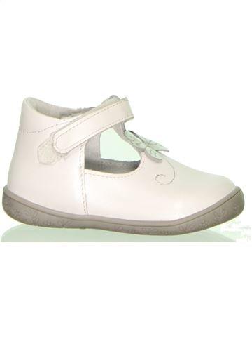 Zapatos con hebilla niña SAXO BLUES BY ORCHESTRA blanco 21 invierno #1396712_1