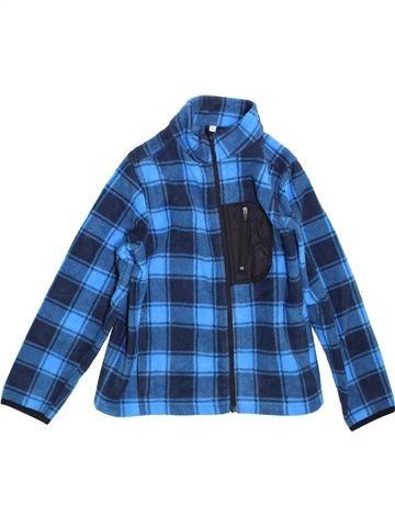Camisa de manga larga niño MARKS & SPENCER azul 7 años invierno #1396760_1