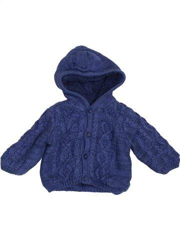 Veste garçon MOTHERCARE bleu 1 mois hiver #1396775_1