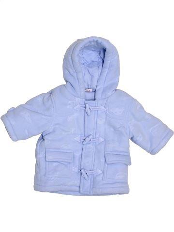 Manteau garçon ADAMS bleu 3 mois hiver #1396926_1