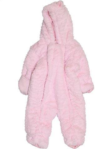 Mono-polar niña GEORGE rosa 6 meses invierno #1397000_1