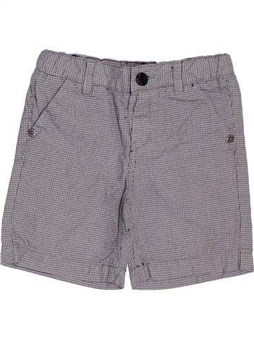 Short - Bermuda garçon CHICCO gris 12 mois été #1397125_1
