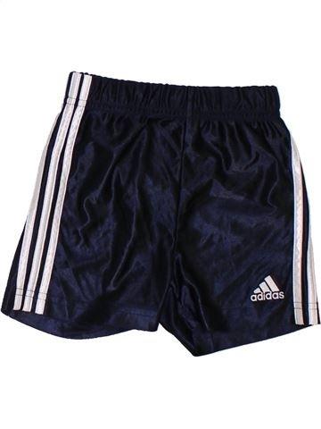 Pantalon corto deportivos niño ADIDAS negro 18 meses verano #1397143_1