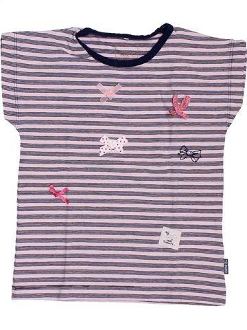 Camiseta de manga corta niña NAME IT gris 12 meses verano #1397298_1