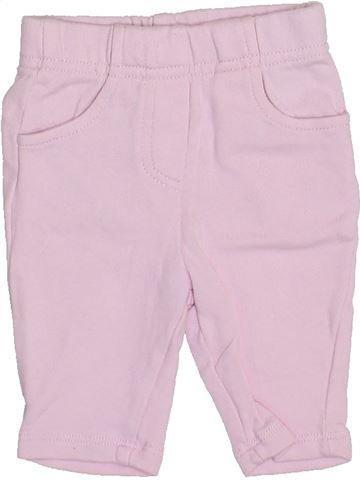 Pantalón niña PREMAMAN rosa 1 mes verano #1397534_1