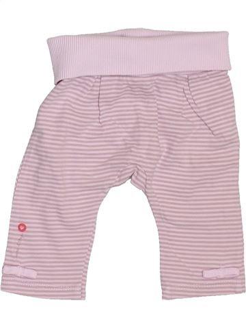 Pantalon fille SUCRE D'ORGE rose 1 mois été #1397683_1