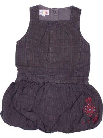 Vestido niña LA COMPAGNIE DES PETITS gris 18 meses invierno #1397812_1