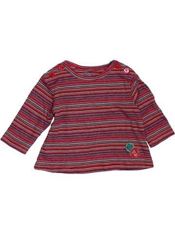 Camiseta de manga larga niña LA COMPAGNIE DES PETITS marrón 1 mes invierno #1397816_1