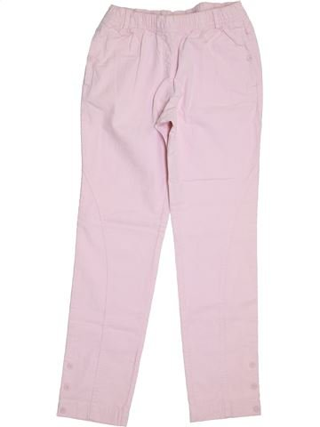 Pantalon fille CYRILLUS rose 12 ans hiver #1397832_1