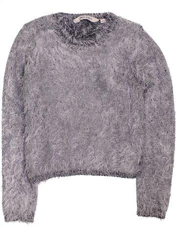 jersey niña GARCIA JEANS gris 11 años invierno #1397965_1