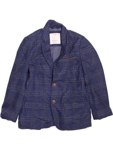 Chaqueta niño ZARA azul 10 años invierno #1398100_1