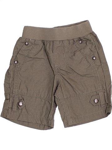 Short-Bermudas niño VERTBAUDET gris 3 meses verano #1398493_1