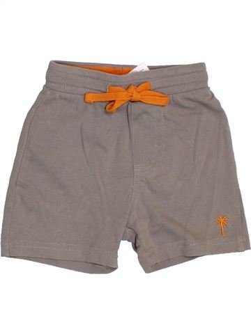 Short - Bermuda garçon H&M gris 6 mois été #1398497_1