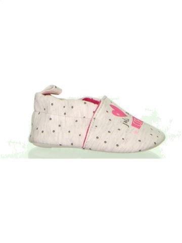 Zapatos bebe niña GEMO blanco 6 meses verano #1398525_1