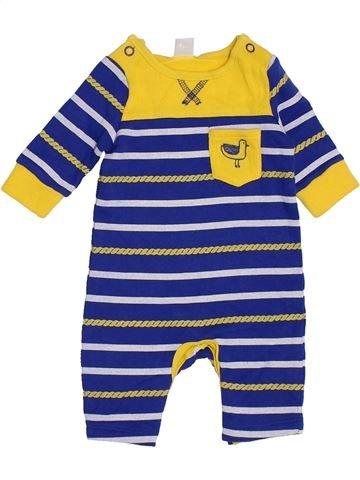 Combinaison longue garçon MINI CLUB bleu naissance hiver #1398823_1