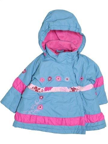 Abrigo niña VIVE LE VENT azul 12 meses invierno #1398954_1