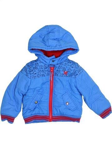 Blouson garçon BLUEZOO bleu 2 ans hiver #1399015_1