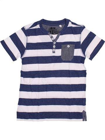 Camiseta de manga corta niño C&A azul 10 años verano #1399193_1
