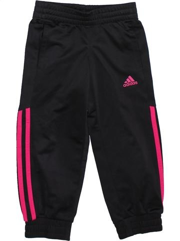 Sportswear fille ADIDAS noir 4 ans hiver #1399299_1