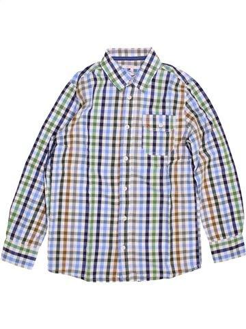 Chemise manches longues garçon ESPRIT blanc 11 ans hiver #1399396_1