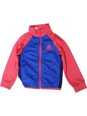 Ropa deportiva niña ADIDAS rosa 6 años invierno #1399480_1