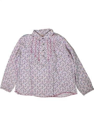Blusa de manga larga niña DPAM gris 8 años invierno #1399666_1