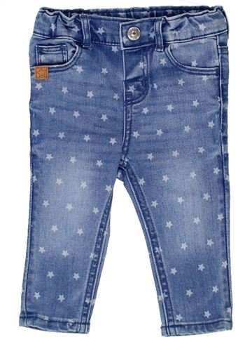 Jean fille H&M bleu 6 mois hiver #1399725_1