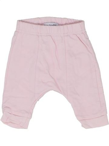 Pantalon fille KIMBALOO rose naissance hiver #1399861_1