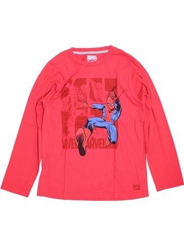 Camiseta de manga larga niño SUPERS HÉROS rojo 12 años invierno #1400022_1