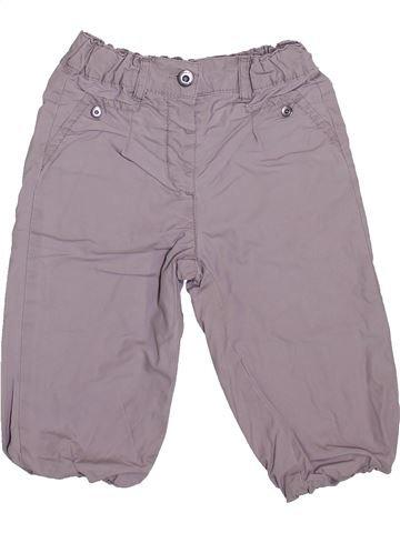 Pantalon fille KIABI gris 18 mois hiver #1400131_1