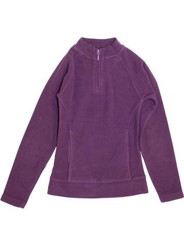 jersey niña KIABI violeta 10 años invierno #1400300_1