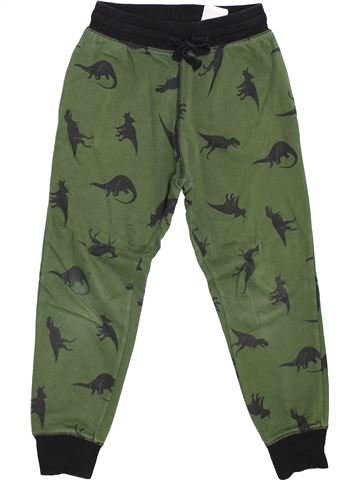 Pantalon garçon H&M vert 8 ans hiver #1400388_1