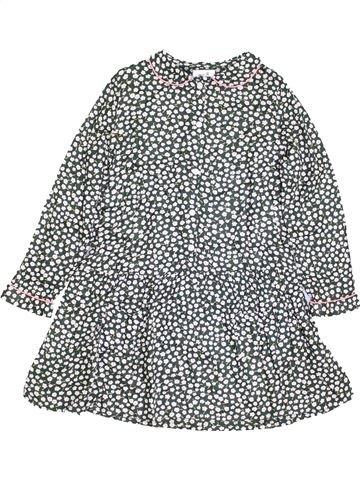 Robe fille LA REDOUTE CRÉATION gris 8 ans hiver #1400430_1
