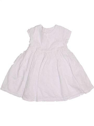 Vestido niña BOUT'CHOU blanco 18 meses verano #1400465_1