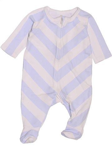 Pijama de 1 pieza niño NATALYS gris 1 mes verano #1400595_1