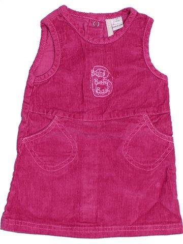 Vestido niña TOUT COMPTE FAIT rosa 6 meses invierno #1400648_1