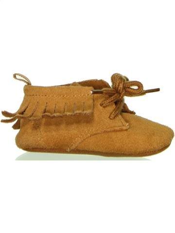 Zapatos bebe niña GAP marrón 12 meses invierno #1400665_1