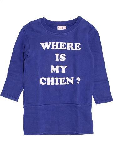 Túnica niña CHIPIE azul 4 años invierno #1400725_1