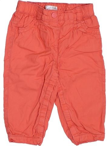 Pantalon fille KIABI rose 12 mois été #1400771_1