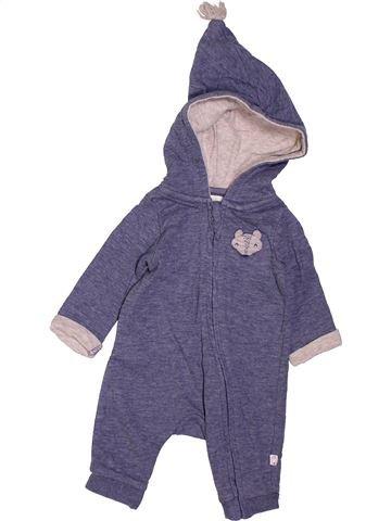 Combinación larga niño TAPE À L'OEIL violeta 1 mes invierno #1400822_1