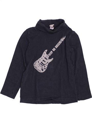 Camiseta de cuello alto niño TAPE À L'OEIL negro 5 años invierno #1400940_1