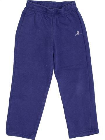Ropa deportiva niño DOMYOS violeta 5 años invierno #1400941_1