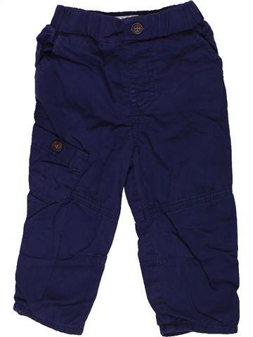 Pantalón niño M&CO azul 12 meses invierno #1400987_1