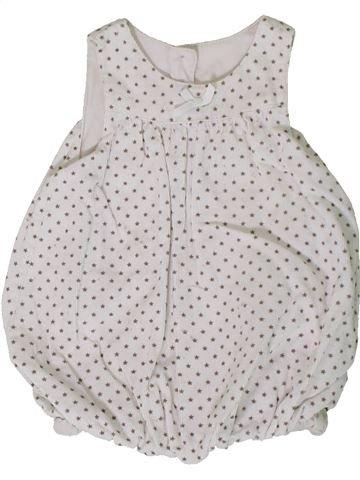 Vestido niña GENERATION Z blanco 3 meses invierno #1401030_1