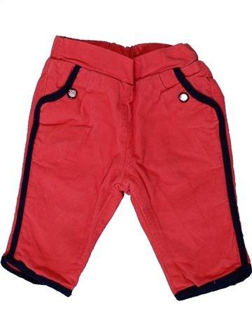 Pantalón niña BRIOCHE rosa 3 meses invierno #1401048_1