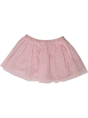 Jupe fille KIMBALOO rose 3 ans hiver #1401142_1