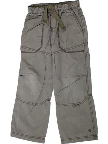 Pantalon garçon MEXX gris 6 ans hiver #1401278_1